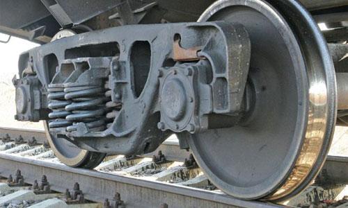 Выступы на ободах поездных колес