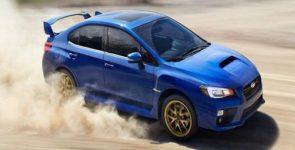 Новая Subaru WRX STI: тест-драйв