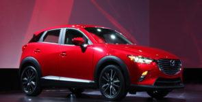 Новая Mazda CX-3