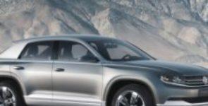 Размеры обновленного Volkswagen Tiguan практически не изменятся