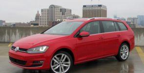 Новая модель Volkswagen Golf – премьерный SportWagen