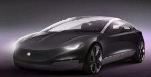 Электрокар Apple iCar получит внешний дизайн от Tesla