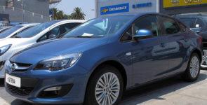 Продажи Opel и Chevrolet в Кузбассе упали