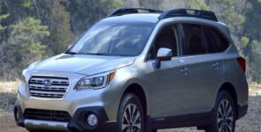 В 2015 году в Россию приедут новые Subaru Outback, Forester и XV