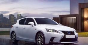 Некоторые автомобили российского модельного ряда Lexus подешевели