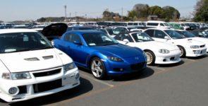 Продажи автомобилей в Японии упали на 14,7%