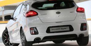 Kia Cee'd GT – повзрослел ли кореец?