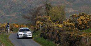 Звезда WRC Крис Мик видит большое будущее для Circuit of Ireland