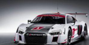 Суперкар Audi R8 готов к гонкам