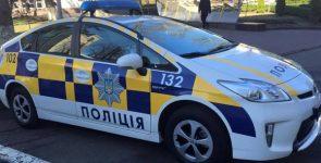 В Киеве презентовали дизайн новых патрульных автомобилей