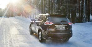 Тест-драйв нового Nissan X-Trail