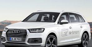 Гибридный Audi Q7 проедет без дозаправки 1410 километров