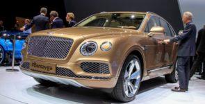 Владелица самого дорогого SUV в мире
