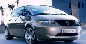 Объявлены цены на новый Renault Espace в Европе