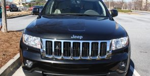 Новый Jeep Grand Cherokee 2013 года