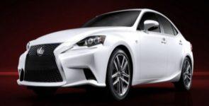 Ласковый и нежный зверь, Lexus IS-F