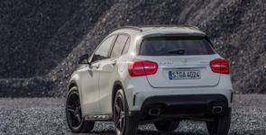 Обзор новых модификаций Mercedes-Benz GLA