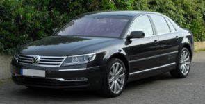 Volkswagen не отступится от планов выпуска нового флагмана Phaeton