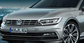 Volkswagen похвастается вседорожным Passat в Женеве
