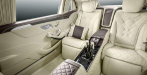 Mercedes официально показал самый «крутой» Maybach