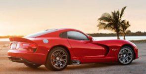 Уход с производства Dodge Viper