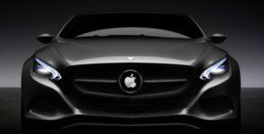 Автомобиль от компании Apple