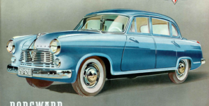 Бренд Borgward: возвращение через 50 лет