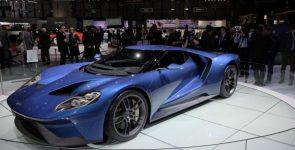 2017 Ford GT обойдется в районе 400 тыс. долларов