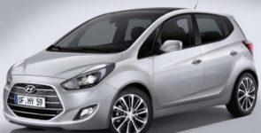 В Женеве представлен обновленный компактвэн Hyundai ix20