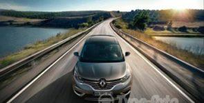 Обновлённый Renault Espace посетил Женевский автосалон