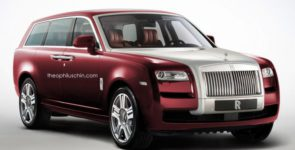Кроссовер Rolls-Royce не будет связан с моделями BMW