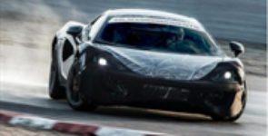 Доступный суперкар от McLaren назовут 570S
