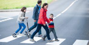 Родителей детей без светоотражателей на одежде предлагают штрафовать