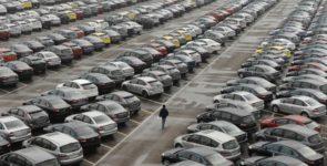 Россия теряет позиции в рейтинге продаж автомобилей
