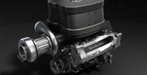 «Мерседес» начнёт сезон-2015 с новым двигателем