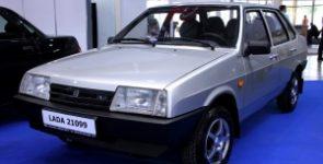 Отечественная Lada стала самым угоняемым в России авто в 2015 году