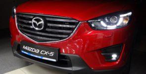 Первая Mazda CX-5 в новом корпусе появилась во Владивостоке