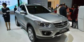 Модельный ряд компании Lifan скоро пополнит новый внедорожник X80