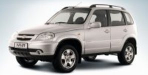 Chevrolet Niva подорожала третий раз в этом году