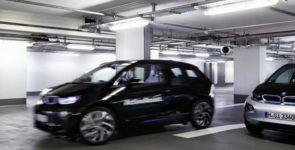 Немецкие автопроизводители стремятся не отстать в разработках беспилотных авто