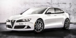 Alfa Romeo покажет новинку Giulia в Милане