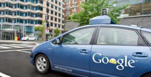 Авария поставила под удар репутация Гуглмобиля