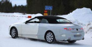 Шпионские хроники: Mercedes S-класса лишится крыши уже в этом году