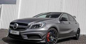 Обновленный хэтчбек от Mercedes Benz A-класса