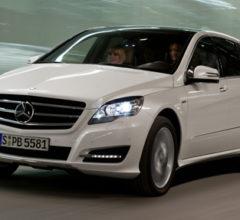 Преемник Mercedes-Benz R-класса