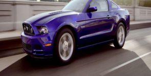 Новый Форд Мустанг — эталон спортивного стиля