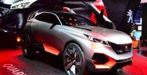В этом году Пежо представило в ходе выставки Комтренс 15-ть, 5-ть автомобилей коммерческого направления