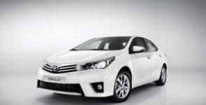 Toyota Corolla — самый продаваемый автомобиль в мире