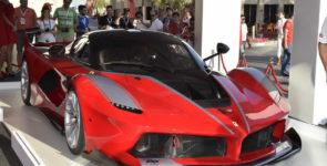 Больше новостей о дебюте «сумасшедшей» Ferrari FXX K