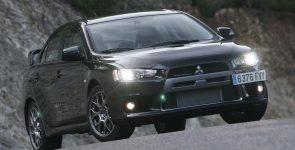 Mitsubishi выпустит финальную серию Lancer Evo